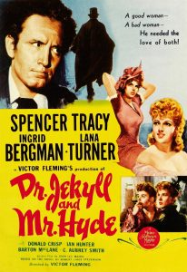 Póster de la película El extraño caso del Dr. Jekyll and Mr. Hyde