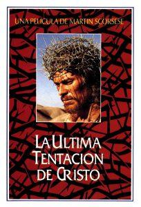 Póster de la película La última tentación de Cristo