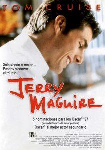 Póster de la película Jerry Maguire