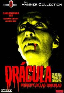 Póster de la película Drácula, príncipe de las tinieblas