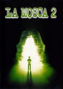Póster de la película La mosca II