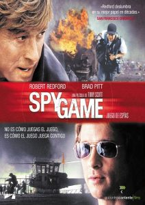 Póster de la película Spy Game (Juego de espías)