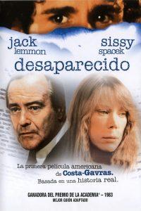Póster de la película Desaparecido