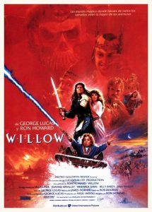 Póster de la película Willow