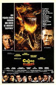 Póster de la película El coloso en llamas
