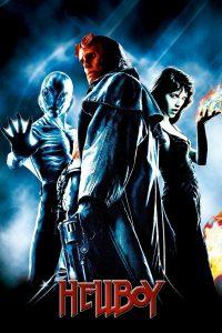 Póster de la película Hellboy