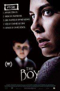 Póster de la película The Boy