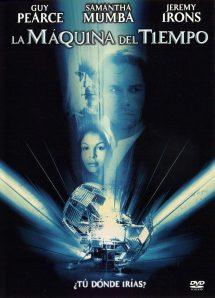 Póster de la película La máquina del tiempo
