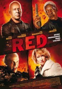 Póster de la película RED