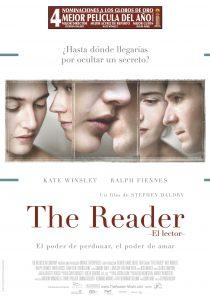 Póster de la película The Reader (El lector)