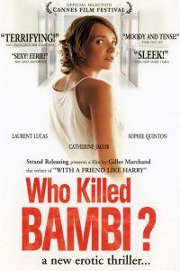 Póster de la película ¿Quién mató a Bambi?
