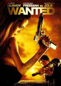 Póster de la película Wanted – Se busca