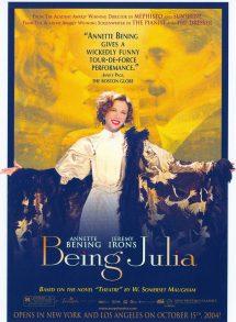 Póster de la película Conociendo a Julia