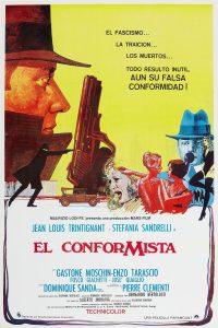 Póster de la película El conformista