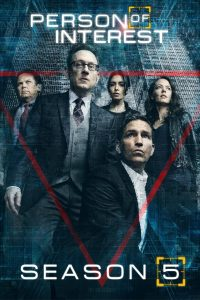 Póster de la serie Vigilados, Person of Interest Temporada Final 5