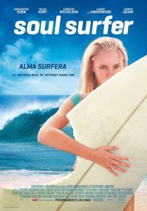 Póster de la película Soul Surfer