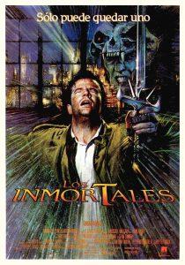 Póster de la película Los inmortales
