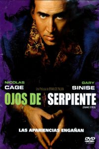 Póster de la película Ojos de serpiente