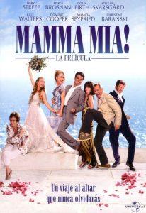 Póster de la película ¡Mamma Mia! La película