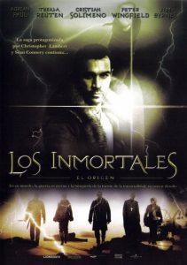 Póster de la película Los inmortales: El origen