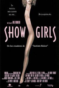 Póster de la película Showgirls