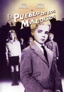 Póster de la película El pueblo de los malditos (1960)
