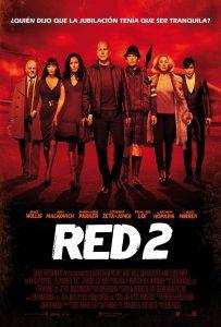 Póster de la película RED 2