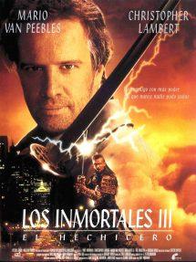Póster de la película Los inmortales III: El hechicero