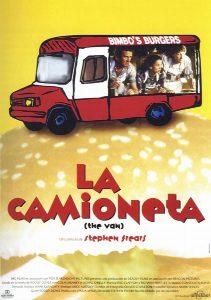 Póster de la película La camioneta