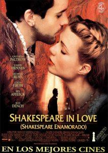 Póster de la película Shakespeare In Love