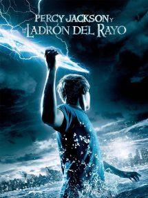 Póster de la película Percy Jackson y el ladrón del rayo