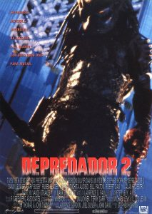 Póster de la película Depredador 2