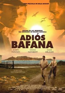 Póster de la película Adiós Bafana