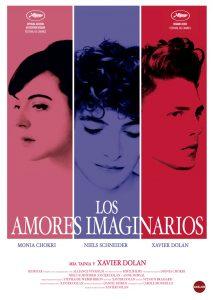 Póster de la película Los amores imaginarios