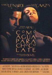 Póster de la película Como agua para chocolate
