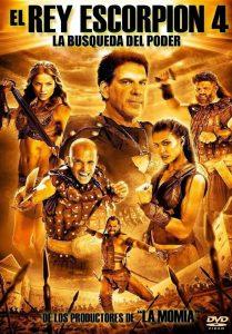 El rey Escorpión 4: La búsqueda del poder