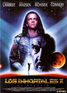 Póster de la película Los inmortales II: El desafío