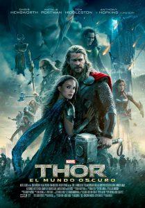 Póster de la película Thor: El mundo oscuro