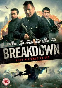 Póster de la película Breakdown (2016)