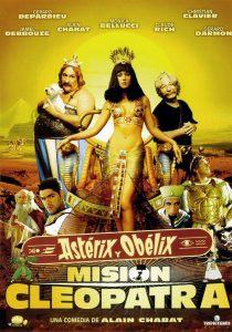 Póster de la película Astérix y Obélix: Misión Cleopatra