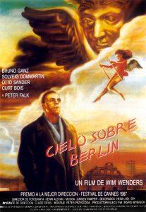 Póster de la película El cielo sobre Berlín
