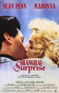 Póster de la película Shanghai Surprise
