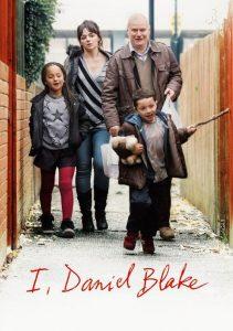 Póster de la película Yo, Daniel Blake