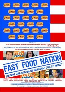Póster de la película Fast Food Nation