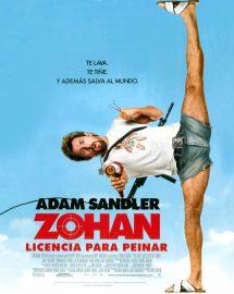 Póster de la película Zohan: Licencia para peinar