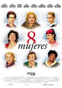Póster de la película 8 mujeres
