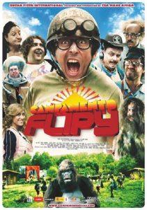 Póster de la película Campamento Flipy