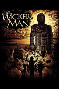 Póster de la película El hombre de mimbre