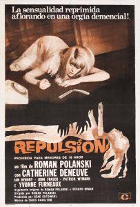 Póster de la película Repulsión