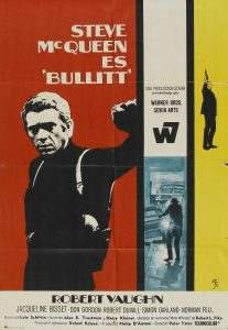 Póster de la película Bullitt